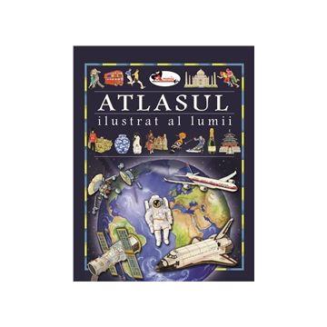 Atlasul ilustrat al lumii (Aramis)