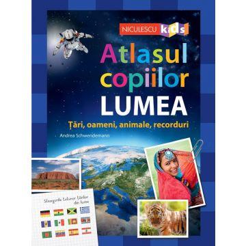 Atlasul copiilor: LUMEA (Niculescu)