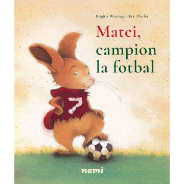 Matei, campion la fotbal (Nemira)
