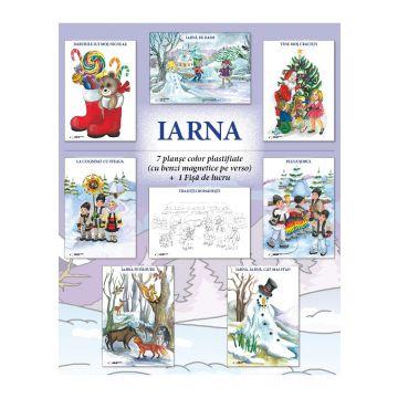 Set planse - IARNA, format A4 (CABA)