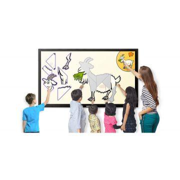 Display interactiv  Benq RP702