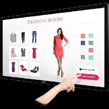 Display interactiv  Benq IL460