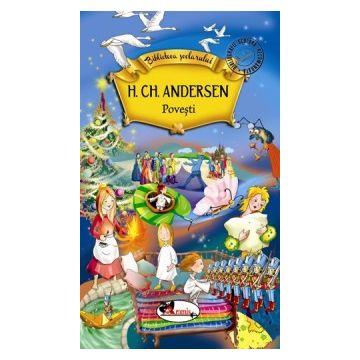 Biblioteca scolarului Povesti, de H.C. Andersen (Aramis)