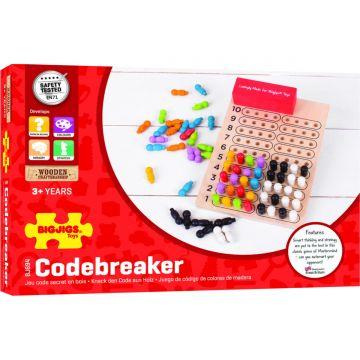 BigJigs Joc de logica - Codebreake