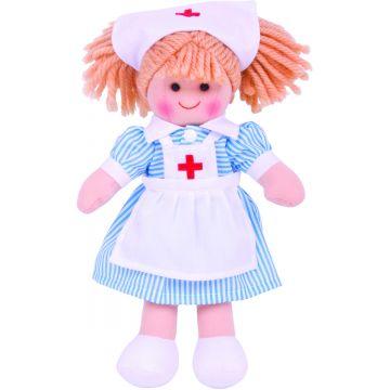 BigJigs Papusa - Nurse Nancy