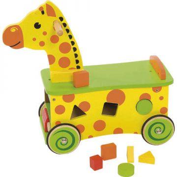 BigJigs Premargator - Girafa
