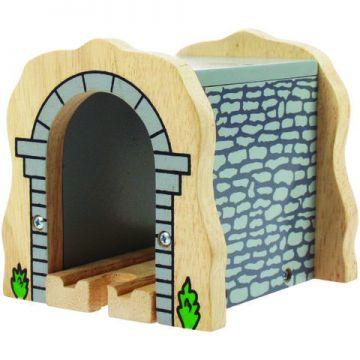 BigJigs Tunel din lemn