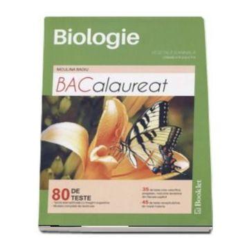 Biologie pentru BAC, 80 de Teste clasele IX-X 2017 (Booklet)