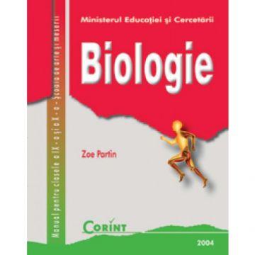 MANUAL. CLASA a IX-a. BIOLOGIE (Corint)