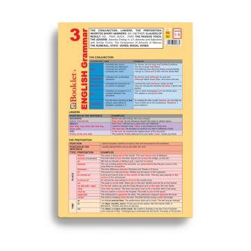 Pliant Booklet's English Grammar 3 (Booklet)