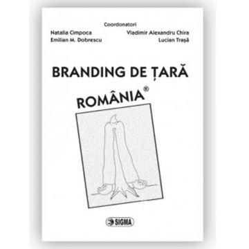 Branding de tara. Romania