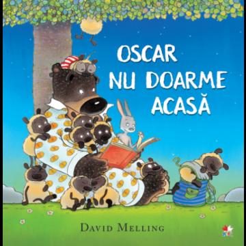 Oscar nu doarme acasă (Litera)