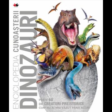 Enciclopedia cunoașterii. Dinozauri (Litera)