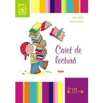 Caiet de lectura, clasa a III-a (Booklet)