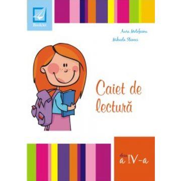 Caiet de lectura, clasa a IV-a (Booklet)