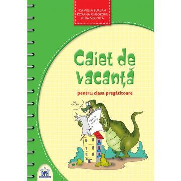 CAIET DE VACANTA - CLASA PREGATITOARE (DPH)