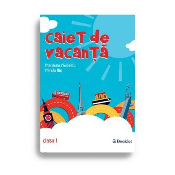 Caiet de vacanta pentru clasa I (Booklet)