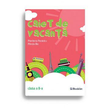 Caiet de vacanta clasa a II-a (Booklet)
