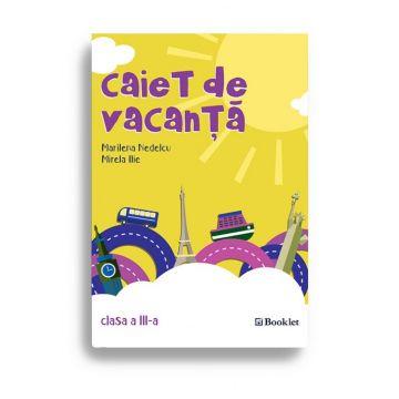 Caiet de vacanta pentru clasa a III-a (Booklet)