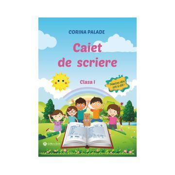 CAIET DE SCRIERE PENTRU CLASA I - 2019 (Taida)