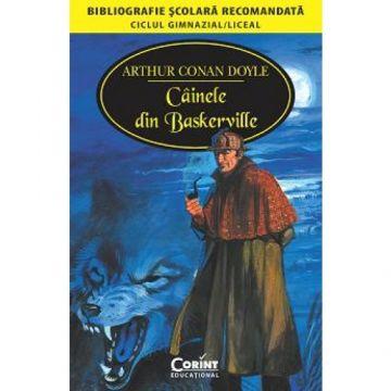 CAINELE DIN BASKERVILLE (Corint)