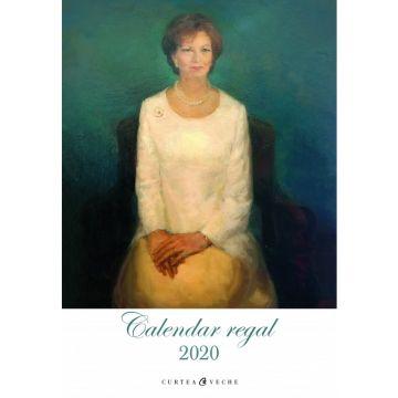 Calendar regal 2020 (Curtea veche)