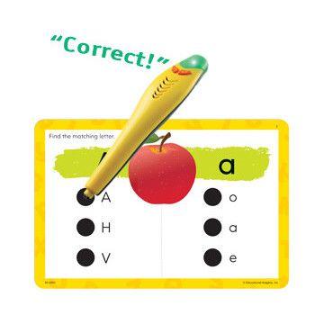 Carduri Junior HOT DOTS Alfabetul