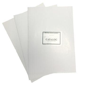 Catalog pentru invatamantul gimnazial (clasele V-VIII), 36 elevi- Coperta carton subtire (duplex), culoare alba
