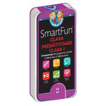 SmartFun Clasa pregatitoare - Clasa I (6-8 ani)
