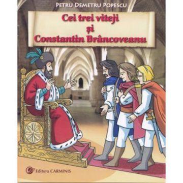 Cei trei viteji si Constantin Brancoveanu (benzi desenate)