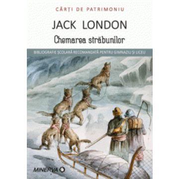 Carti de patrimoniu - Chemarea strabunilor - Jack London (Aramis)