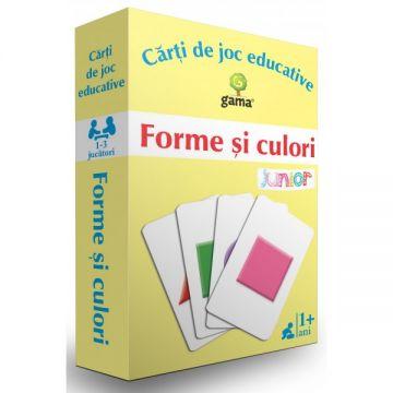 Forme si culori- EDUCARD JUNIOR (GAMA)