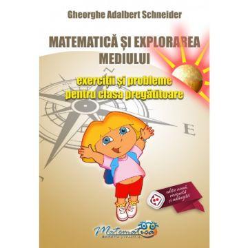 Matematica si explorarea mediului - exercitii si probleme pentru clasa pregatitoare (Hyperion)