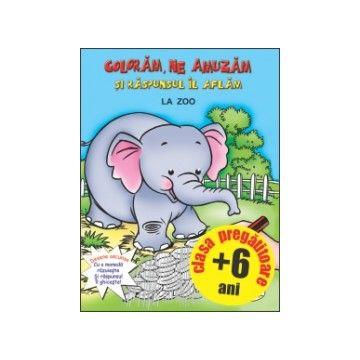 Coloram, ne amuzam - La zoo (Aramis)