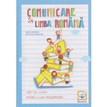 Comunicare in limba romana clasa pregatitoare (Booklet)