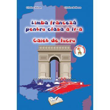Limba Franceza pentru clasa a IV-a