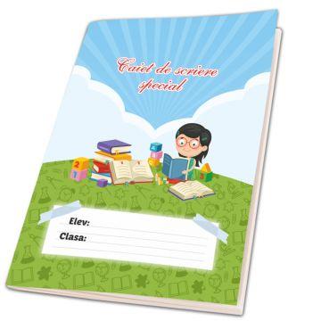 Caiet de scriere special (Taida)