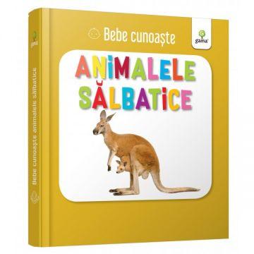 Animalele salbatice- BEBE CUNOASTE (GAMA)