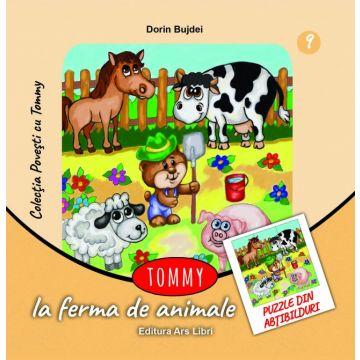 Tommy la ferma de animale (Ars Libri)