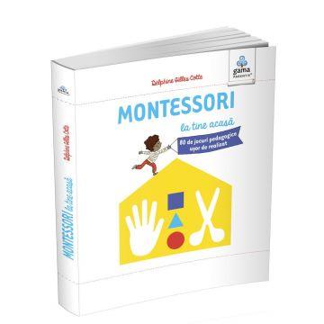 Montessori la tine acasa. 80 de jocuri pedagogice usor de realizat