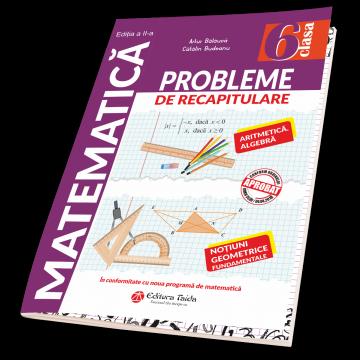 PROBLEME DE RECAPITULARE - MATEMATICA - CLASA A VI-A (TAIDA)