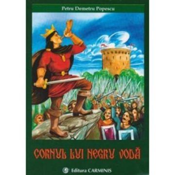 Cornul lui Negru-Voda (roman istoric)
