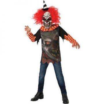 Costum de carnaval - CLOVN INFRICOSATOR