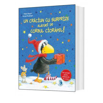 Un Crăciun cu surprize alături de Corbul Ciorăpel! (Sigma)