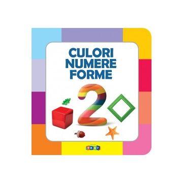 Culori. Numere. Forme (Prut)