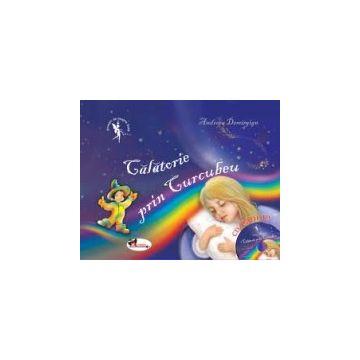 Calatorie prin curcubeu (CD inclus) (Aramis)