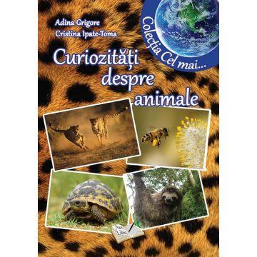 Curiozitati despre animale (Ars Libri)