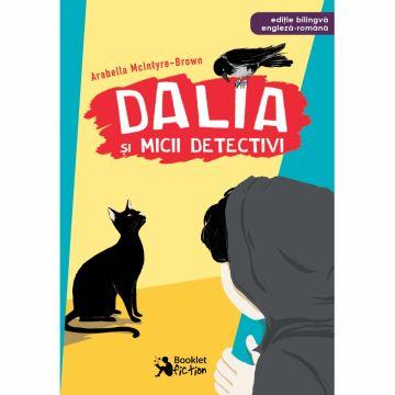 Dalia si micii detectivi, editie bilingva engleza-romana (Booklet)