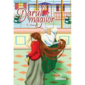 Darul magilor (ilustrata color)