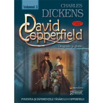 David Copperfield vol. 3 - Dragoste si glorie (Mondoro)